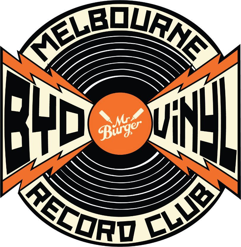 Melbourne Record Club and Mr Burger