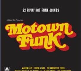 Various Artists – Motown Funk