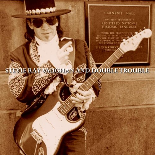 stevie ray vaughan double trouble live at carnegie hall. Black Bedroom Furniture Sets. Home Design Ideas