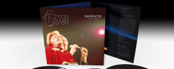 David Bowie – Cracked Actor