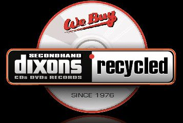 Dixon Recycled Records: Blackburn and Fitzroy, Melbourne