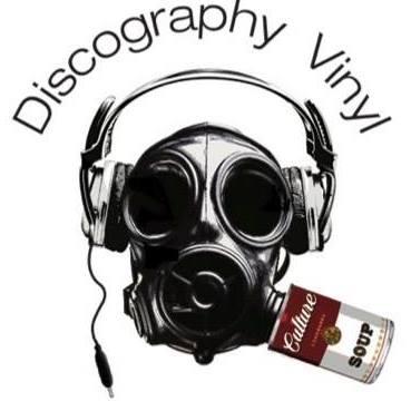 Discography Vinyl logo