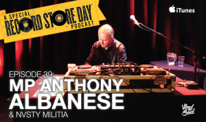 Click on this link for the iTunes podcast of Anthony Albanese MP on Vinyl Sould