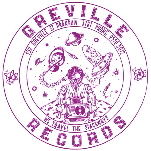 Greville Records logo