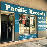 Free finger food at Pacific Records, Mona Vale, Sydney