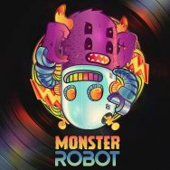 Monster Robot Party and … a monster party