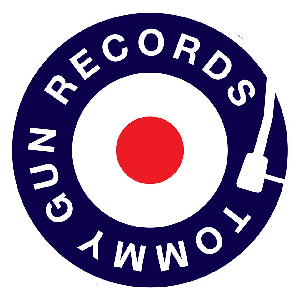 Tommy Gun Records logo