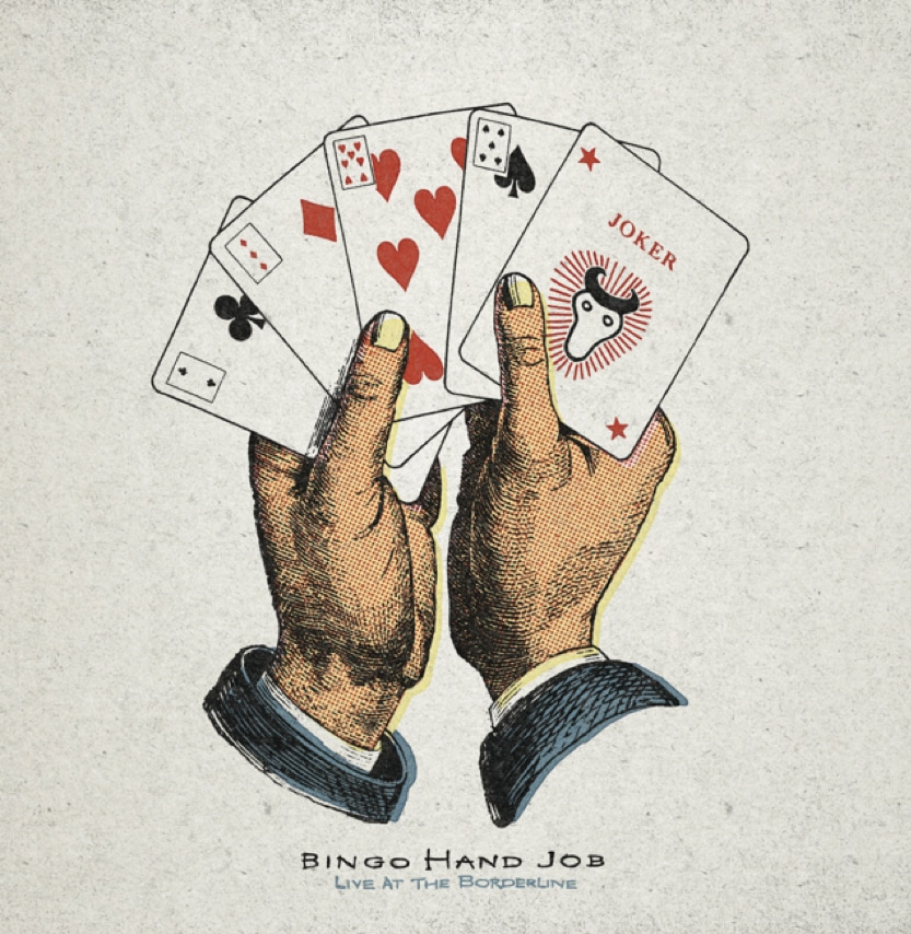 Bingo Hand Job cover art