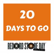 20 days to go!