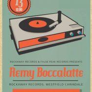Remy Boccalatte in store at Rockaway, Carindale (Brisbane)