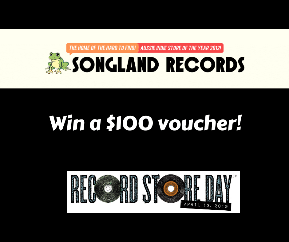 Super fabulous Songland is offering a $100 voucher to one lucky winner