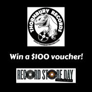 Win $100 voucher from Thornbury Records