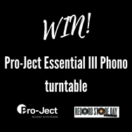 What's the weirdest record in your collection? Share and go into the draw to win awesome Proj-Ject turntable