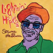 Lightnin' Hopkins Strums the Blues: first ever reissue