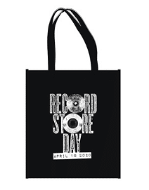 Record Store Day limited edition bag for 2020