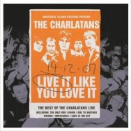 The Charlatans: Live It Like You Love It