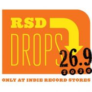 26 September: all set for second RSD Drop UPDATED