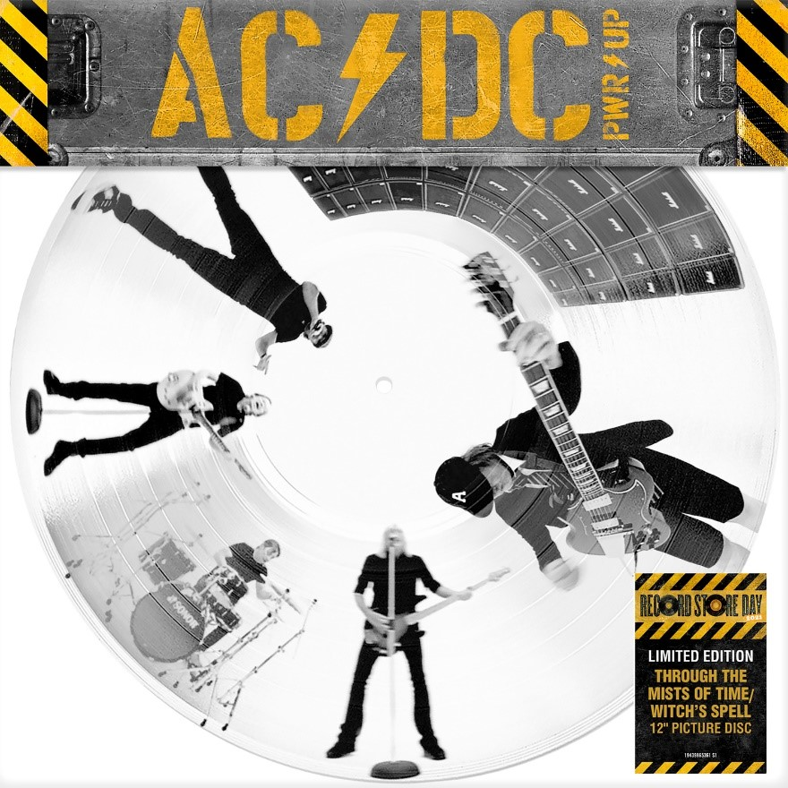 ACDC for Record Store Day