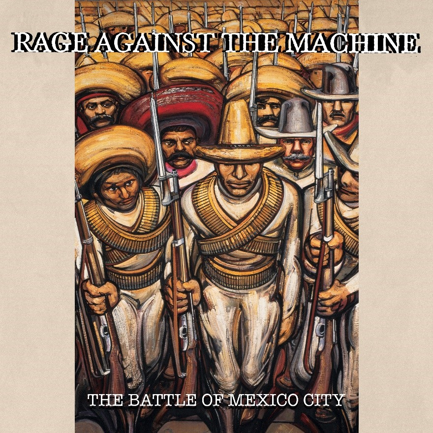 Rage Against the Machine for Record Store Day